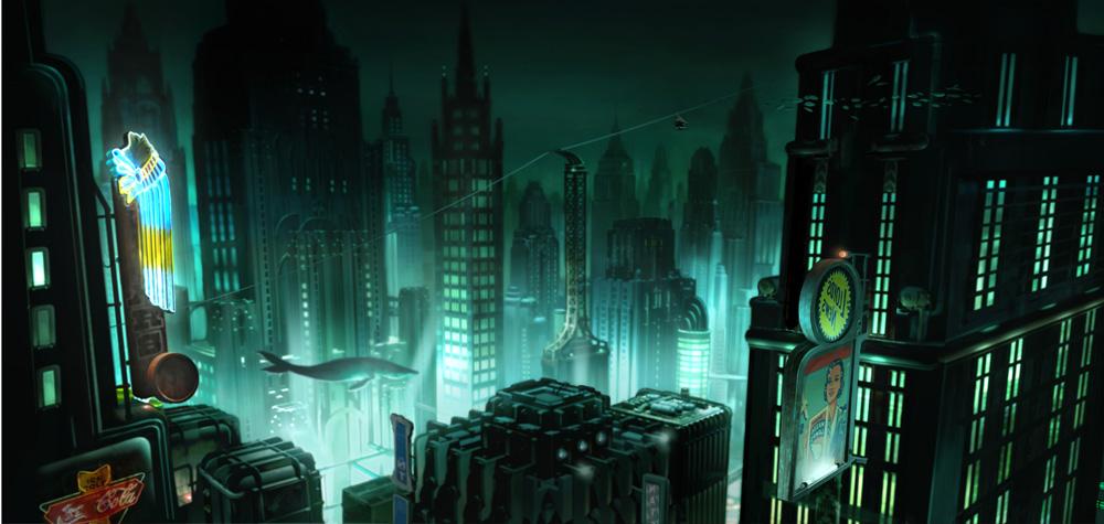 [Review] BioShock (Xbox 360) | Caught Me Gaming