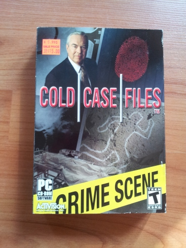 My gaming find! Bill Kurtis FTW!