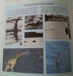 Who doesn't like stories of the Loch Ness Monster??