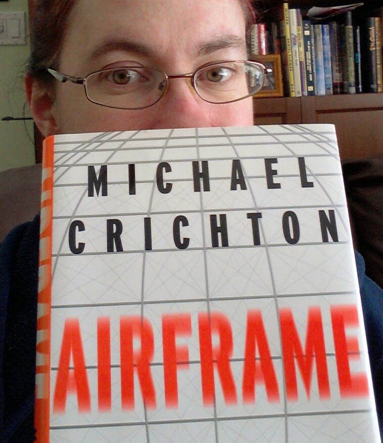 a comprehensive analysis of airframe by michael crichton Airframe by michael crichton  a critical analysis in 1969 michael crichton wrote the  exercise education and comprehensive geriatric assessment among.