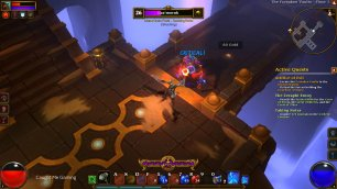 Torchlight2 game 2