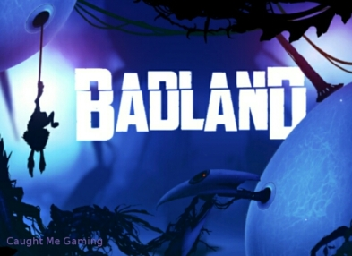 Badland title
