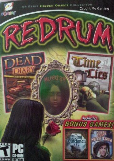 REDRUM boxtitle