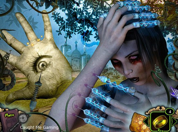 Review Redrum An Eerie Hidden Object Collection Pc Caught Me Gaming