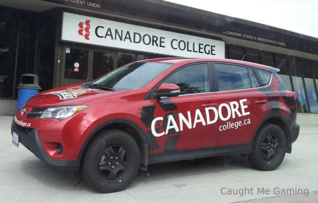 Canadore campus