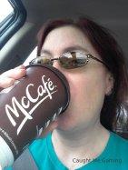 MCafe cupface