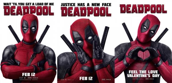 deadpool 2016 movie  kickass