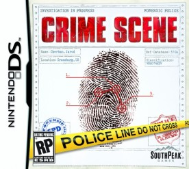 Review] Crime Scene (Nintendo DS) | Caught Me Gaming