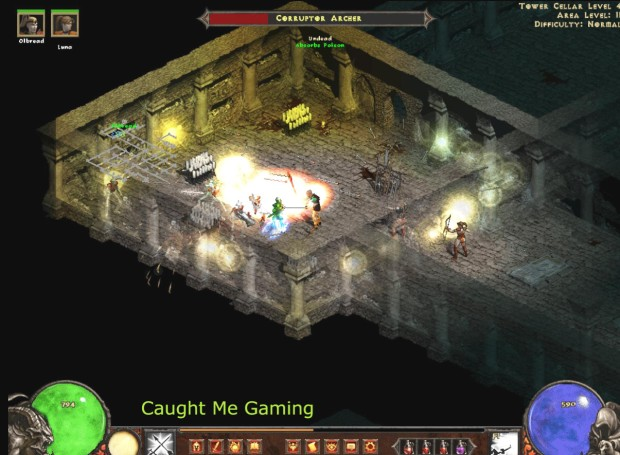 Review] Diablo II (2000) | Caught Me Gaming